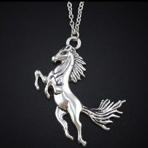 Jewelry - Running Horse Necklace (S28)
